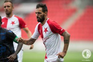Danny foi contratado para ser o líder técnico do Sparta Praga (Reprodução/slavia.cz)