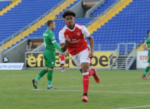 Reiss Nelson - Arsenal - Youth League