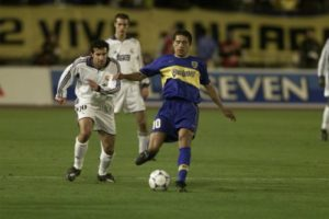 Boca Juniors x Real Madrid 2000