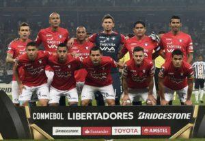 Jorge Wilstermann - Libertadores 2017