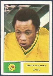 Mulamba foi o capitão na Copa de 1974 (Foto: Reprodução)