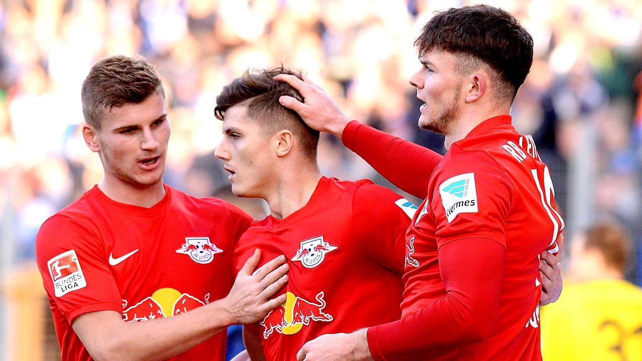 Leipzig se mantém em boa fase (Foto: Divulgação)