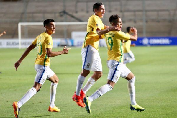 Mesmo mostrando qualidade, Brasil não conseguiu o título (Foto: Reprodução)