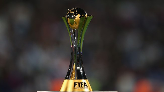 A taça do mundial está em jogo! Mas não no nosso teste (Foto: Divulgação/FIFA)