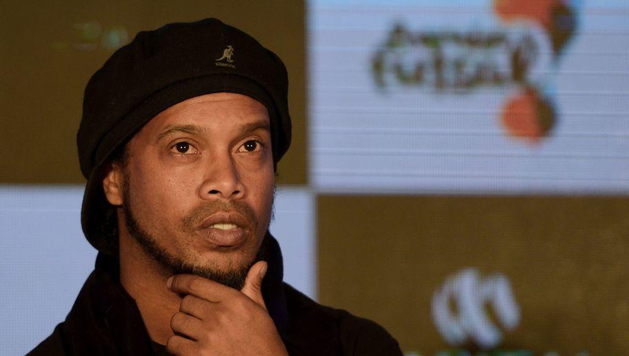 Ronaldinho pode ser candidato ao Senado em Minas (Foto: Reprodução)