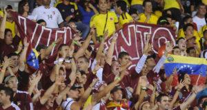 Torcida da Venezuela