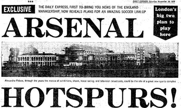 Jornais da época se empolgaram com a possível parceria (Foto: Reprodução)