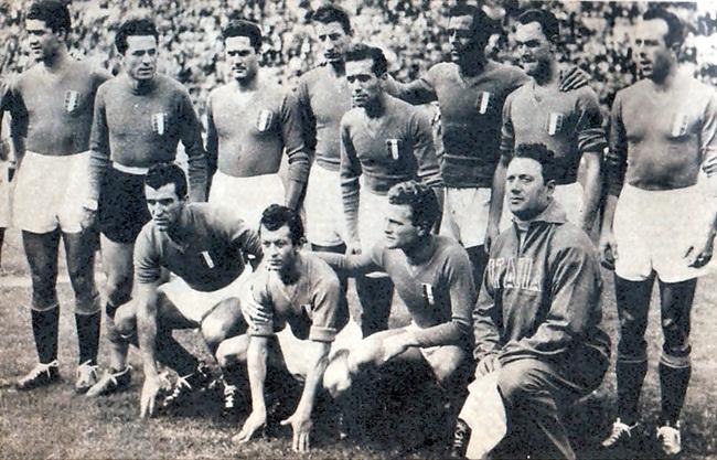 Itália Copa do Mund 1950