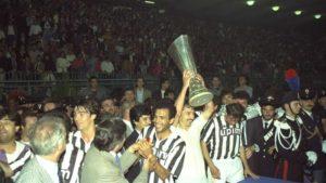 Juventus !990 UEFA CUP