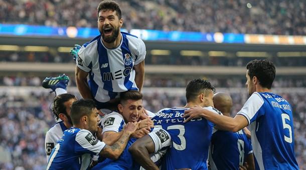Porto 5x1 Vitória de Setúbal