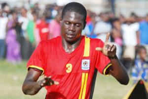 Miya é um dos grandes jogadores de Uganda atualmebnte (Foto: Reprodução/chano8.com)