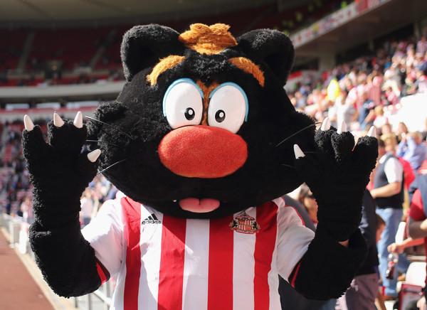 Essa é uma boa pose para um diretor de clube? Pro Sunderland, sim (Foto: Reprodução)