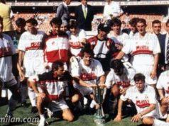 Milan - Torino Supercopa 1993