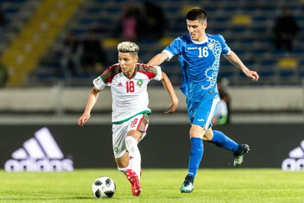 Harit pode brilhar pelo Marrocos na Copa (Foto: Reprodução)