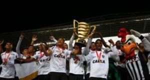 Atlético-MG levantou seu sexto troféu da Taça BH (Foto:Reprodução/atletico.com.br)
