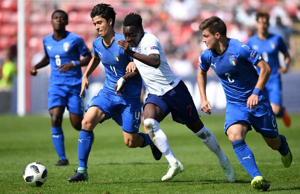 Itália Euro Sub-17
