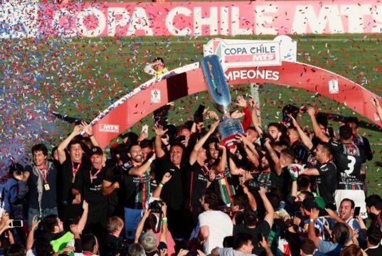 Palestino Copa Chile 2018