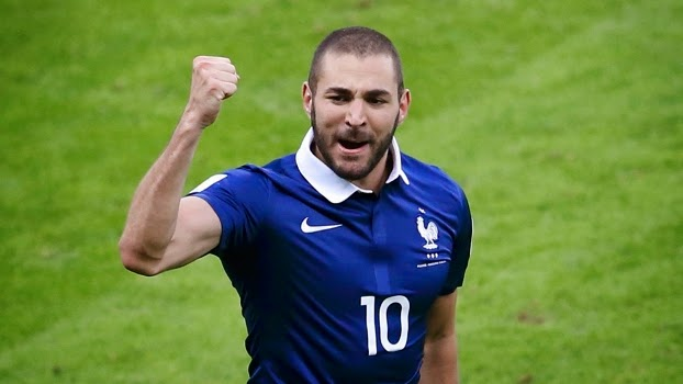 Karim Benzema - França